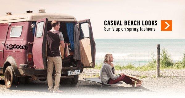Casual Beach Looks