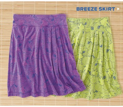 Breeze Skirt >