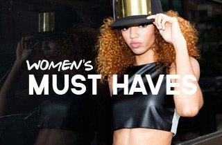 Women's Must Haves