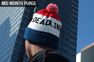 Mid Month Purge: Hats