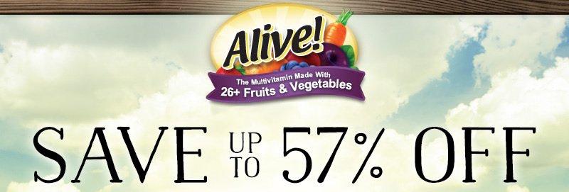 Alive! Sale