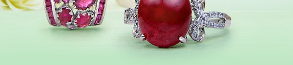 Masterpieces Ruby Jewelry