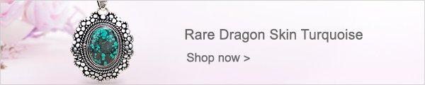 Rare Dragon Skin Turquoise