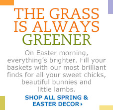Shop Spring and Easter Decor