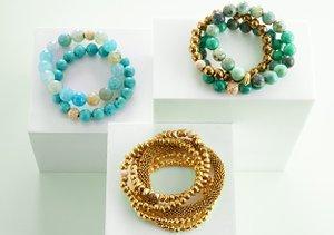 Bracelets by Sisco + Berluti & More