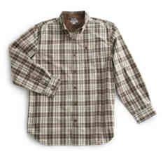 Carhartt® Bellevue Long-sleeved Plaid Shirt