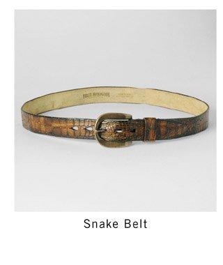 Snake Belt