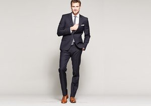 The Slim Fit: Suits & Shirts