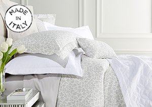 Made In Italy: Bedding