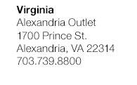 Virginia - Alexandria Outlet