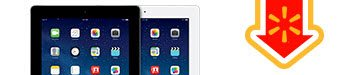 Shop Rollbacks on ipad