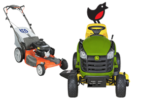 Push and Riding Mowers