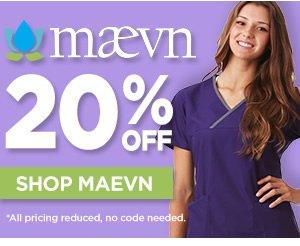 20% Off Maevn - Shop Maevn
