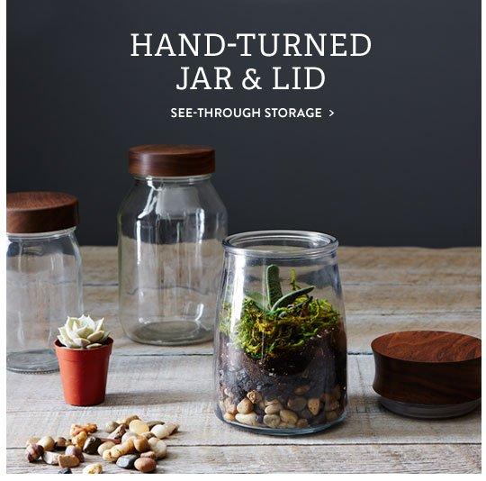 Jar & Lid