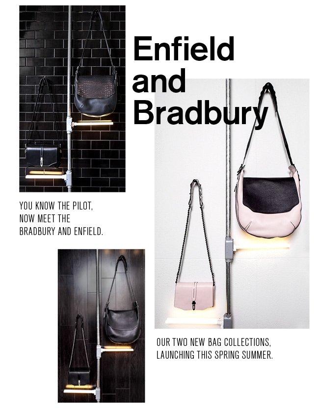 Enfield and Bradbury