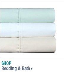 Shop Bedding & Bath