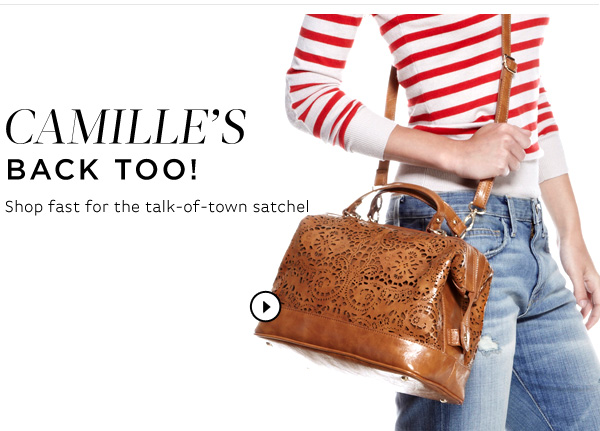 Camille's Back too! Shop Camille