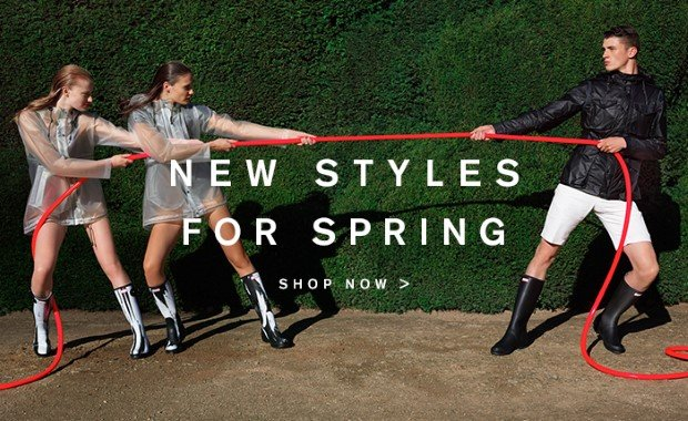 New Styles For Spring. Shop Online