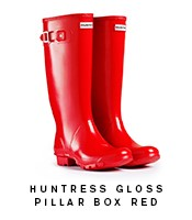 Huntress Gloss Boot