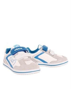Mistral Velcro-Strap Kids Sneakers