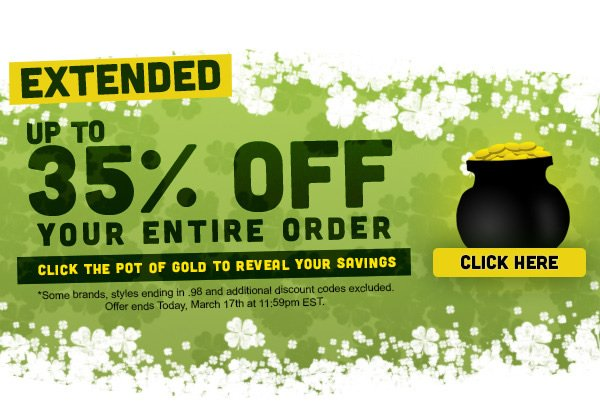 Up To 35% Off Your Entire Order - Reveal Savings