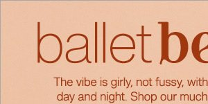 Ballet Beautiful - Shop our much-loved ladylike shoe collection