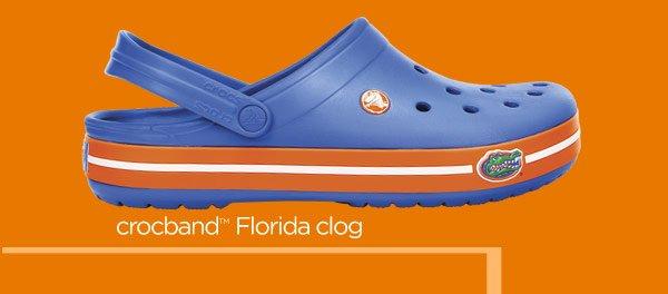 crocband Florida clog
