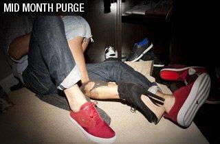 Mid Month Purge: Footwear