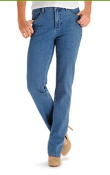 Classic Fit Monroe Straight Leg Jean