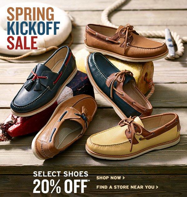 Spring KickOff Sale