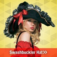 Shop Swashbuckler Hat
