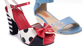 Shoes by Miz Mooz, Lola Ramona and more