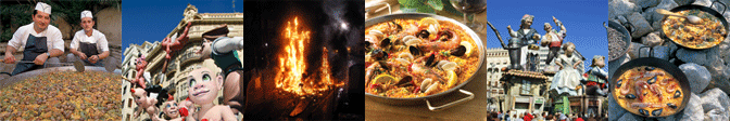 Las Fallas Celebration - Save 15% Off Orders of $49 or More!