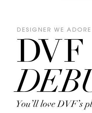 DESIGNER WE ADORE