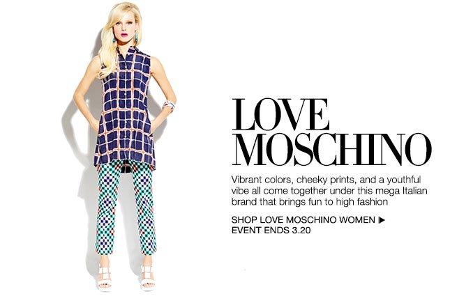 Shop Love Moschino - Ladies