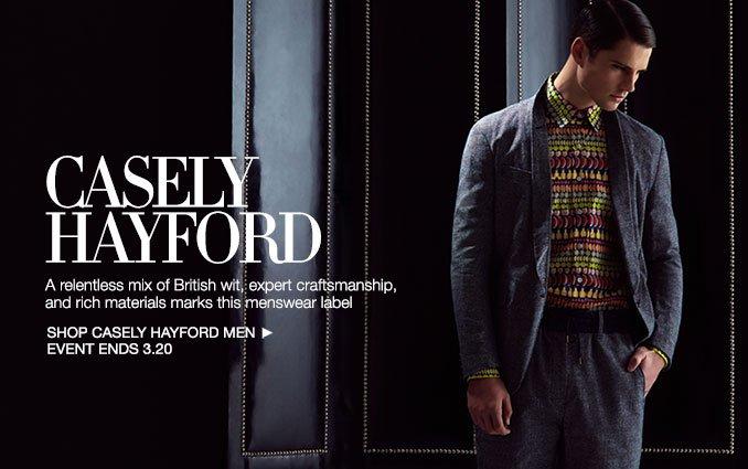 Shop Casely Hayford - Men
