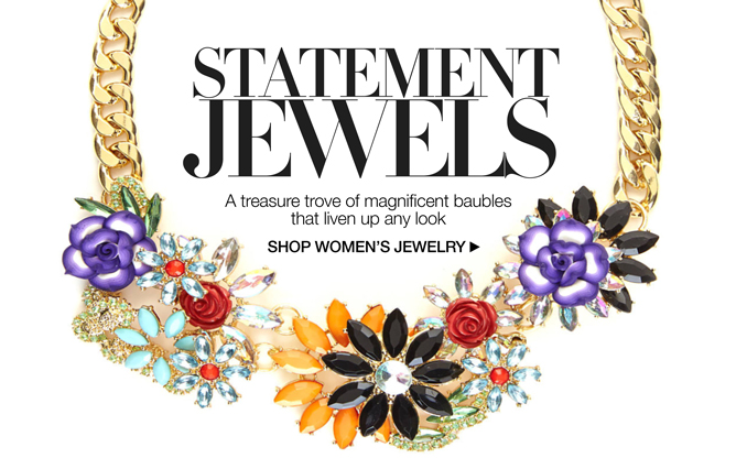 Shop Jewelry - Ladies
