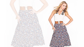Trend Alert: Peasant Skirts
