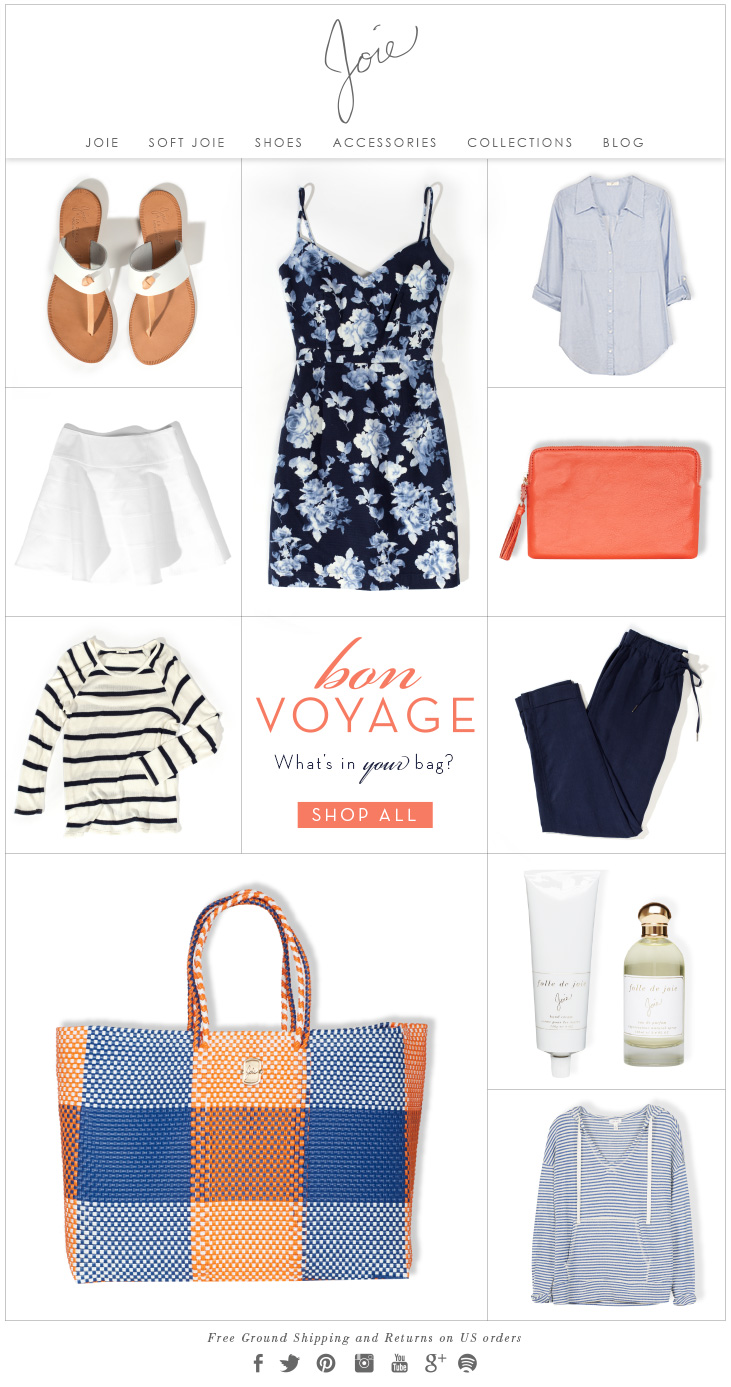 BON VOYAGE WHAT'S IN YOUR BAG? SHOP ALL
