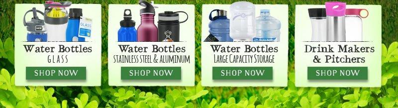 Water Bottles & Storage