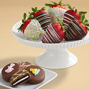 Easter Oreo® Cookies & Half Dozen Spring Strawberries