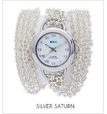 Silver Saturn