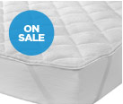 ENVIROTECH QUILTED MINK TOUCH MEMORY FOAM PILLOW TOP