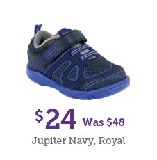 $24 Was $48 Jupiter Navy, Royal