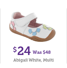 $24 Was $48 Abigail White, Multi