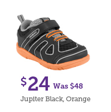 $24 Was $48 Jupiter Black, Orange