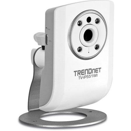 Adorama - TRENDnet TV-IP551WI Wireless Day/Night Internet Camera
