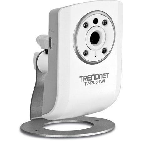Adorama - TRENDnet TV-IP551WI Wireless Day/Night Internet Camera