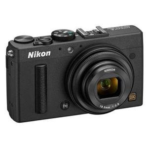 Adorama - Nikon Coolpix A Digital Camera, 16.2 Megapixel