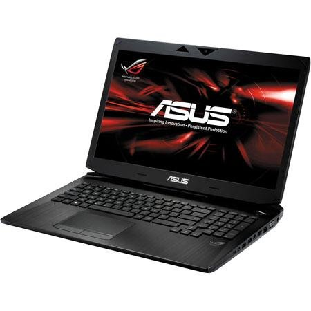 "Adorama - Asus ROG G750 Series 17.3"" Full HD Gaming Notebook Computer"